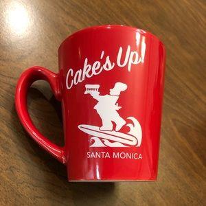 Carlo's Bake Shop Santa Monica Cake's Up Mug